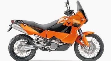 KTM Adventure 950 (2002)