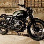 Moto Guzzi V7 by Macco Motors