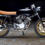 Moto Morini 500 (1980) by Revival Cycles