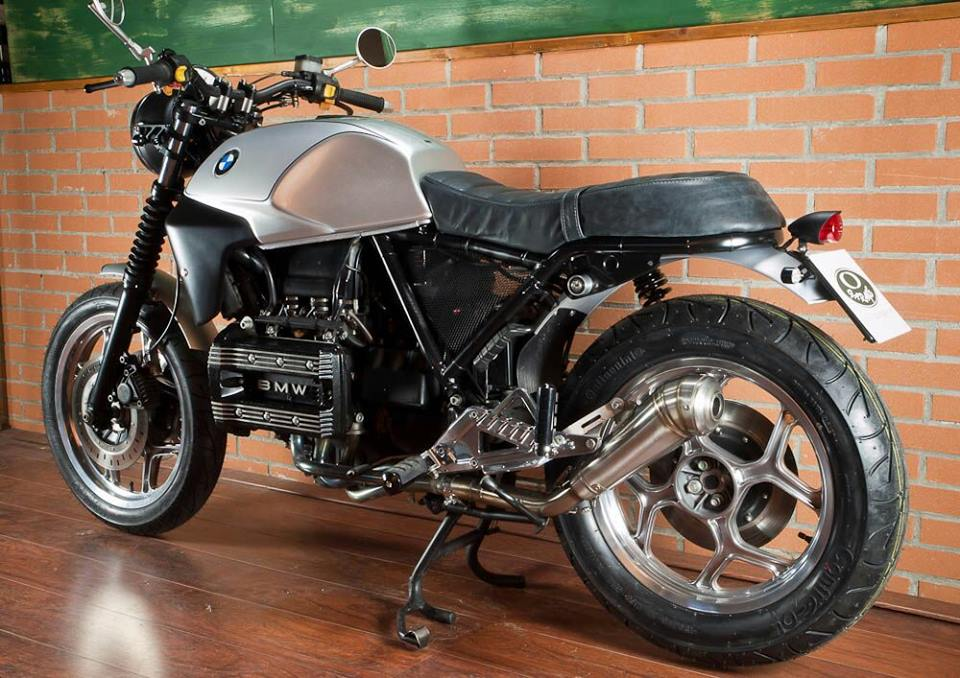 bmw k 75 il pettinato by cd garage rust and glory. Black Bedroom Furniture Sets. Home Design Ideas
