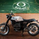 "BMW K 75 ""Il Pettinato"" by CD Garage"