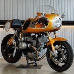 "BMW R 100 RS ""Orange Pearl"" by Ritmo Sereno"