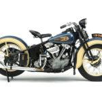 Harley Davidson Knucklehead (1936)