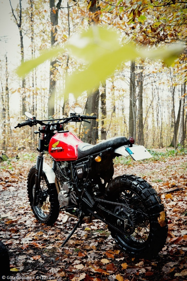 Honda NX 650 Dirty Sandy 5
