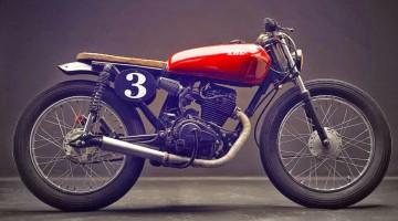 "Low Budget Customs (L.B.C.) ""Super Sport"" 125cc"