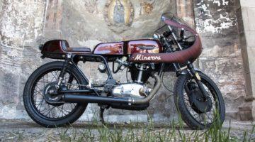 """Ducati 250 Mark 3 """"Minerva"""" by Ruote Rugginose"""