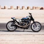 "Harley Davidson Sportster ""Ameri-tracker"" by Roland Sands Design (RSD)"