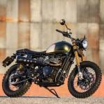 Triumph Scrambler by Fabbris Moto