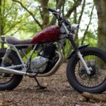 Suzuki GN 250 by Inglorious Motorcycles