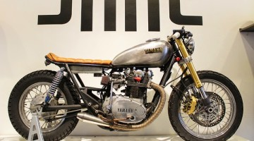 Yamaha XS 650 by Jane Motorcycles