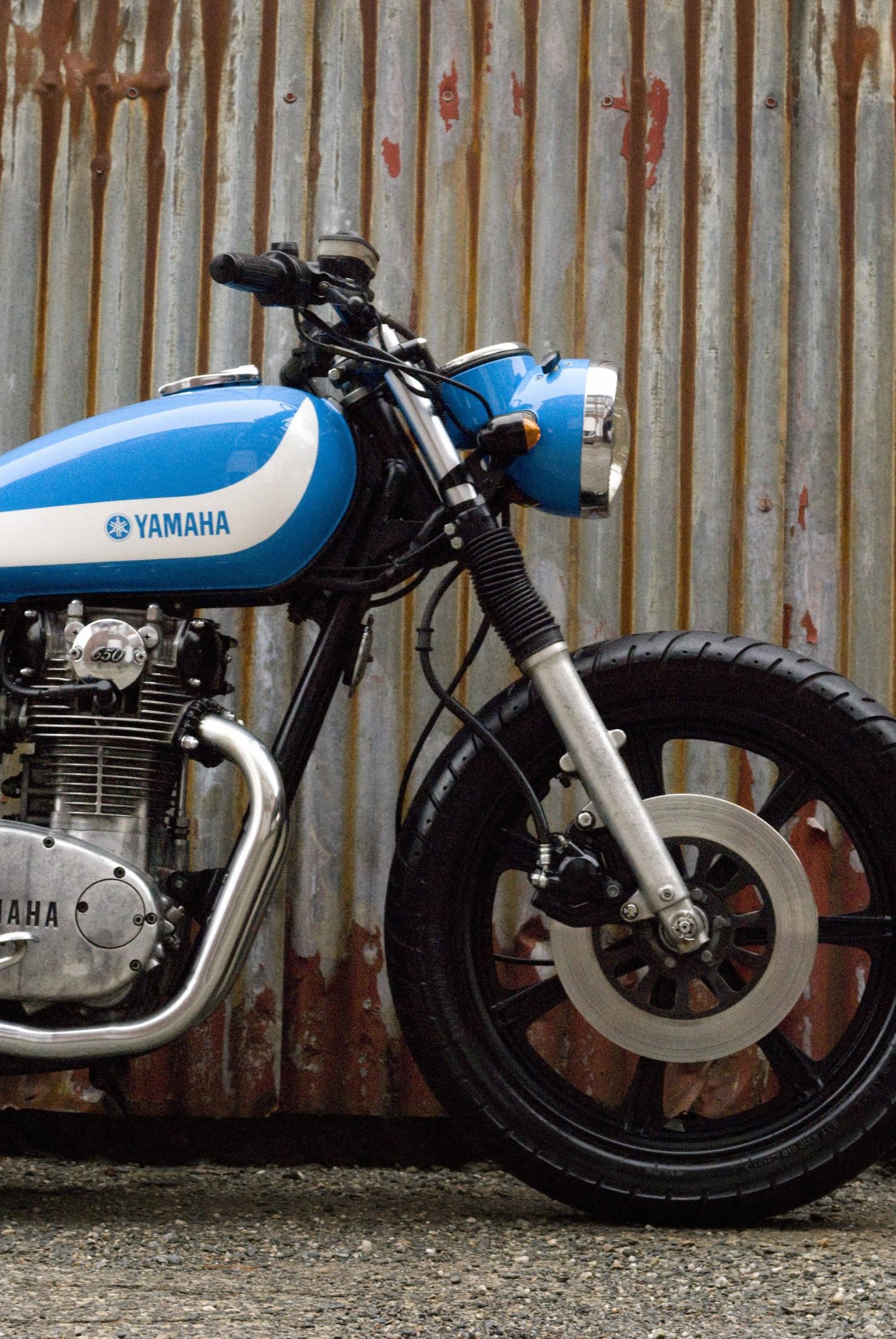 Yamaha XS650 by vintagesteele_10