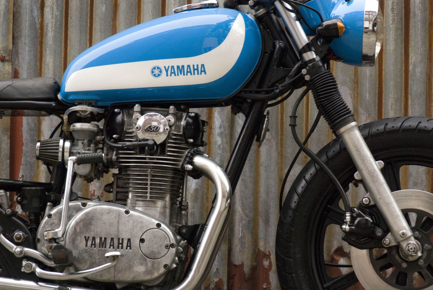 Yamaha XS650 by vintagesteele_7