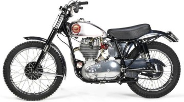 BSA Gold Star Scrambler (1961)