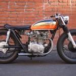 "Honda CB 450 ""Rusty"" by Holiday Customs"
