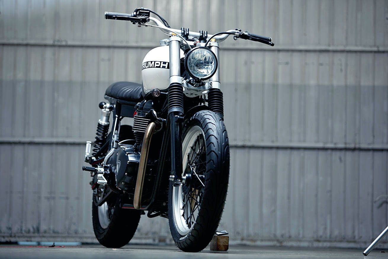 kiddo thruxton 8