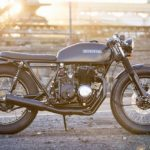 Honda CB 400 F by Salty Speed
