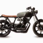 Yamaha XS 750 by Jules Brans