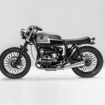 "BMW R 100 RT ""Desert Sled"" by Los Muertos Motorcycles"