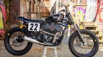 Harley Davidson 750 Dirt Tracker by Trev Deeley Motorcycles