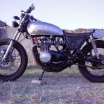 Honda 500 Four #001 (1974) by Retrogusto