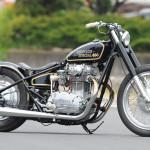 """Yamaha XS 650 """"Heritage Special"""" by Motoshop Tonouchi"""