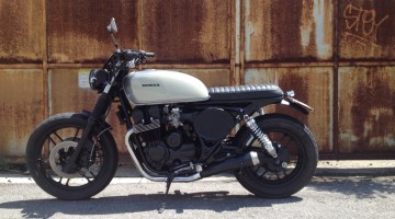 Honda CB 650 SC Nighthawk by Aniba Motorcycles