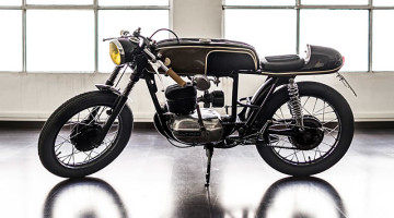 Bultaco Mercurio (1964) by The Gas Department