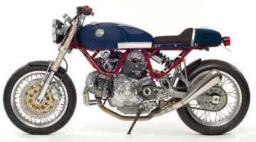 Ducati 900 SuperSport by Walt Siegl