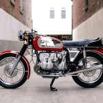 "BMW R 75/5 ""Freiin"" by Brandon Mungai"