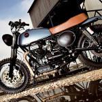 Moto Guzzi SP 1000 Scrambler by Moto di Ferro