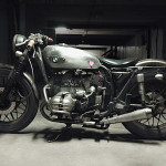 BMW R 65 Rat Bike by Shadow Motors Paris