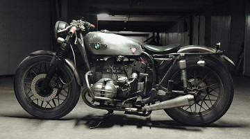 BMW R 65 Rat Bike by Shadow Motors Paris