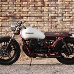 """Moto Guzzi V65 """"Bombay #3"""" by Bombay Street Garage"""