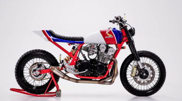 Honda CB 750 by Herencia Custom Garage