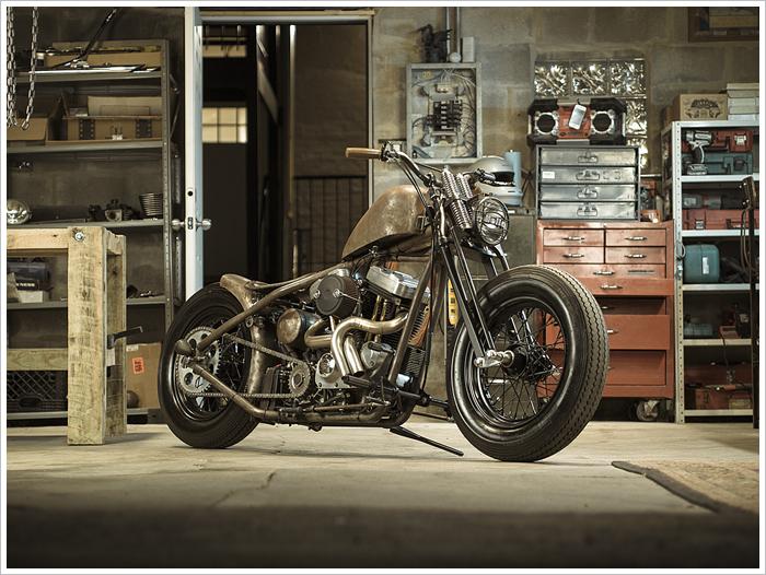 Harley Sportster 1944 Dan Kocka 11