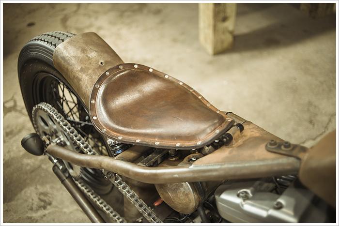 Harley Sportster 1944 Dan Kocka 2
