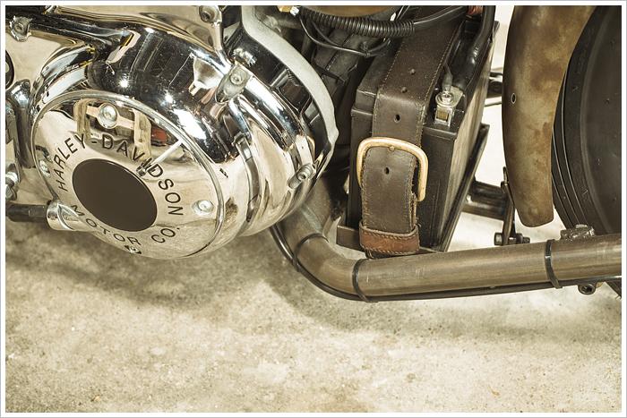 Harley Sportster 1944 Dan Kocka 3