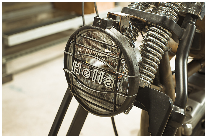 Harley Sportster 1944 Dan Kocka 5