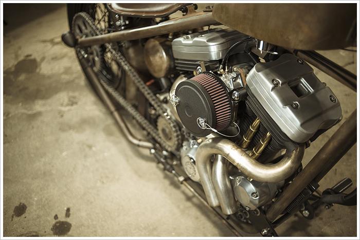 Harley Sportster 1944 Dan Kocka 7