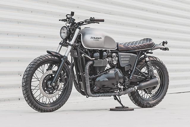 Triumph Bonneville 04 Macco Motors 04