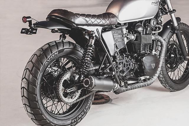 Triumph Bonneville 04 Macco Motors 07
