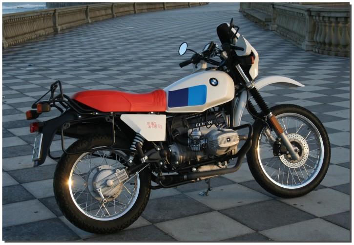 3- BMW R80 GS