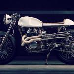 Honda CL 350 by Dia de Los Motos