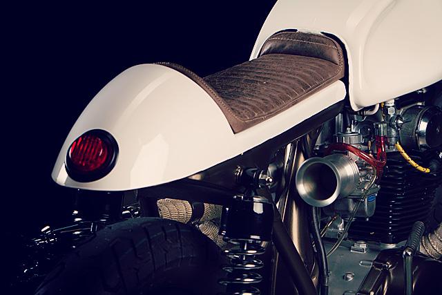 Honda 350 Dia de Los Motos 9