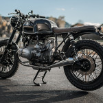 "BMW R100 RS ""The Crow"" by NCT Motorcycles"