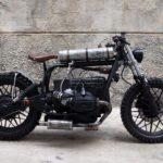 """BMW R65 """"Mad Max"""". Dall'anno 1000 al Futuro con Delux Motorcycles"""