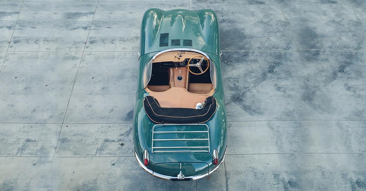 Jaguar XKSS 14