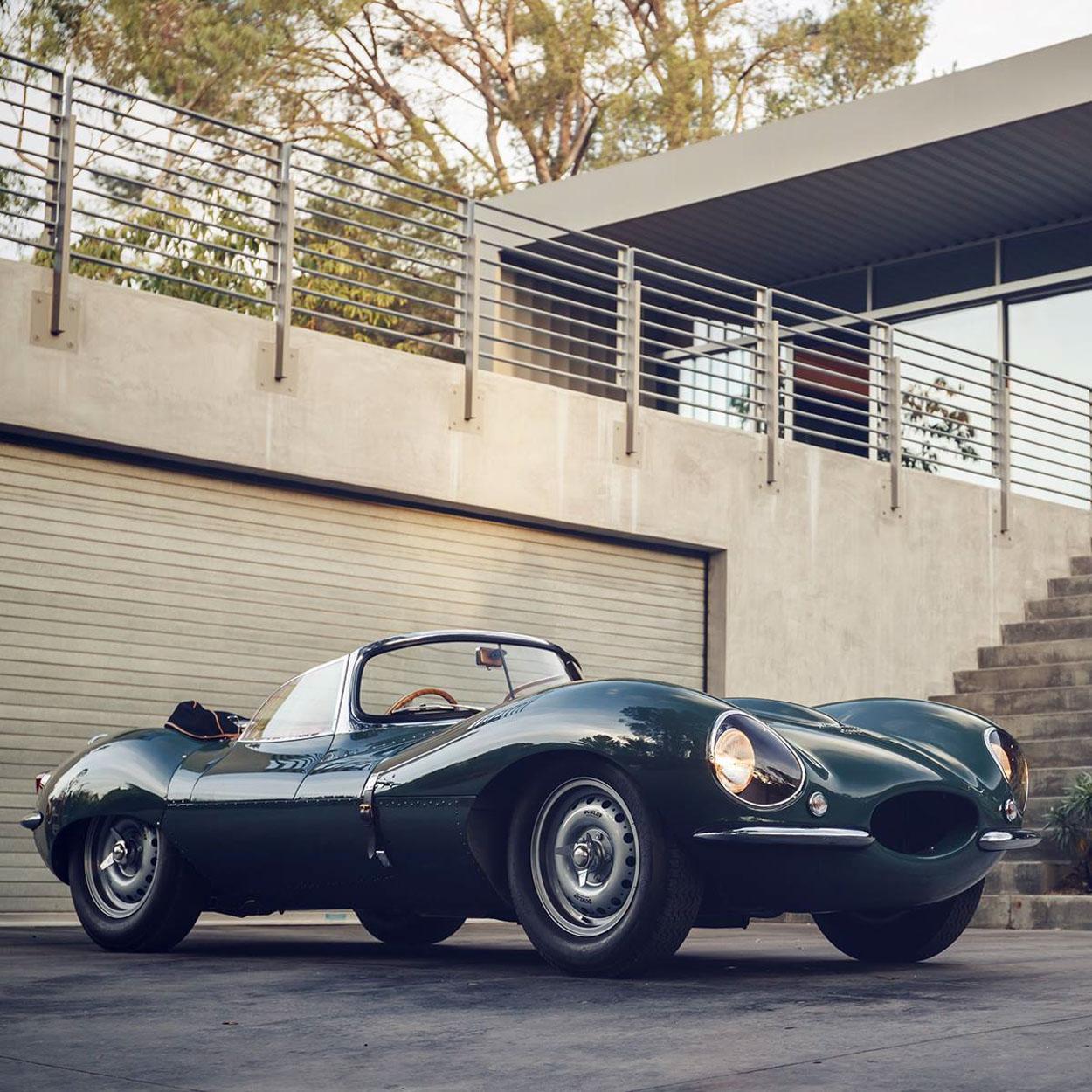 Jaguar XKSS 15