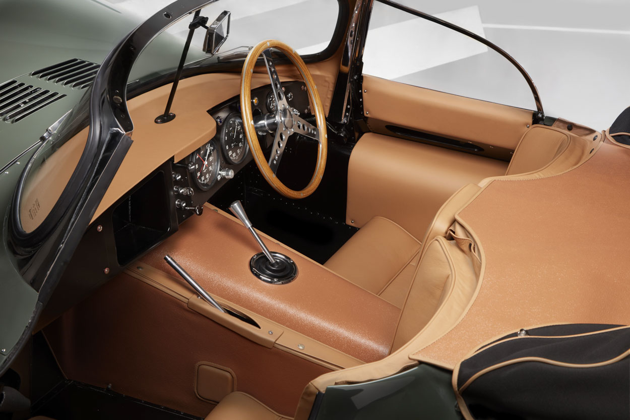 Jaguar XKSS 7