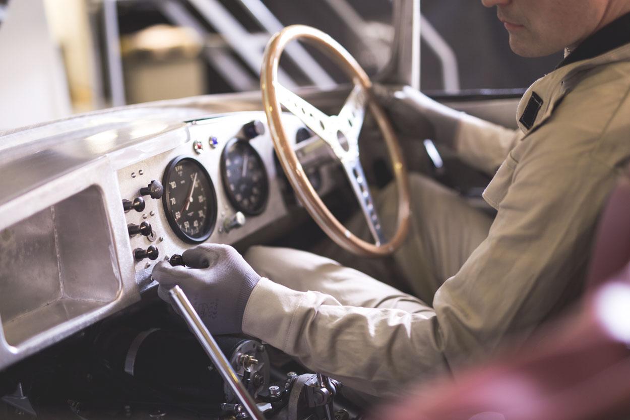 Jaguar XKSS 8